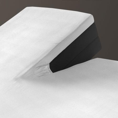 Home care Splittopper Molton Hoeslaken 80 Procent katoen, 20 Procent polyester Stretch